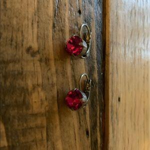 Sabika Swarovski Crystal Fun Size Earrings
